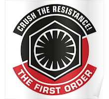 Star Wars: Crush the Resistance Poster