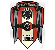Star Wars: Tie Fighter Squadron Poster