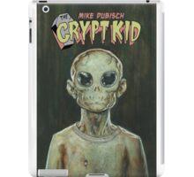 The Crypt Kid iPad Case/Skin
