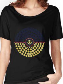 Umbreon Pokeball Women's Relaxed Fit T-Shirt