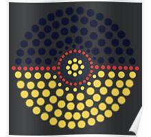 Umbreon Pokeball Poster