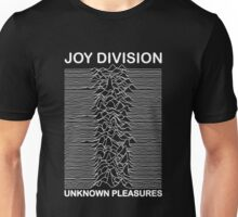 joy division- unknown pleasures Unisex T-Shirt