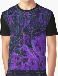 New York NY Tully 139403 1955 24000 Inverted Graphic T-Shirt