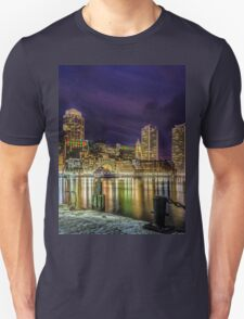 Boston Harbor Unisex T-Shirt
