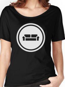 OTC Logo (White) Women's Relaxed Fit T-Shirt
