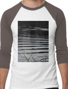 Backyard Boating Men's Baseball ¾ T-Shirt