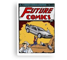 Future Comics Canvas Print