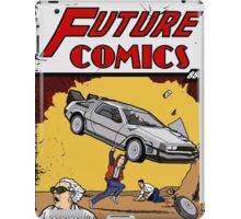 Future Comics iPad Case/Skin
