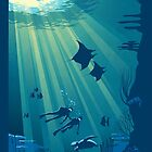 Deep Blue by SFDesignstudio