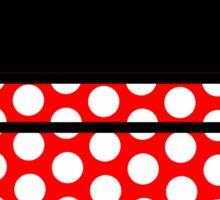 [Women] Minnie's Love Sticker
