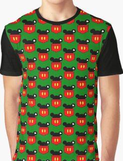 [Men] Mickey's Love Graphic T-Shirt