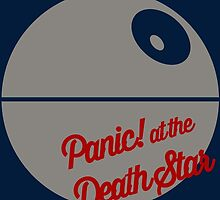 Panic! at the Death Star by emijanelle