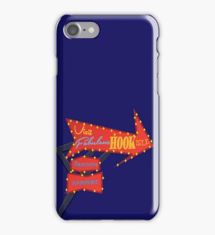 Visit Fabulous Hook Isle iPhone Case/Skin