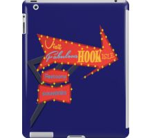 Visit Fabulous Hook Isle iPad Case/Skin