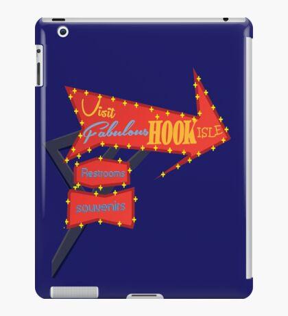 Visit Fabulous Hook Isle iPad Case/Skin