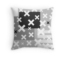Multiply Squared  Throw Pillow