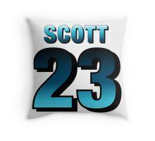 Nathan Scott23 Throw Pillow