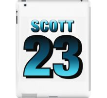 Nathan Scott23 iPad Case/Skin