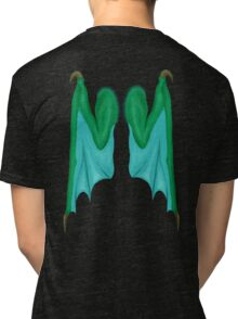 Personal Wings (Dragon) Tri-blend T-Shirt