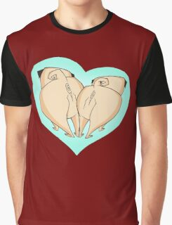 Pug Love Graphic T-Shirt