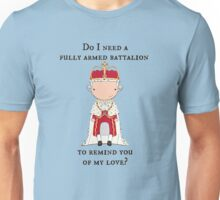 A Fully Armed Battalion Unisex T-Shirt