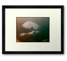 Fuji-san Framed Print