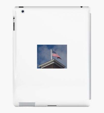 Court House Topper iPad Case/Skin
