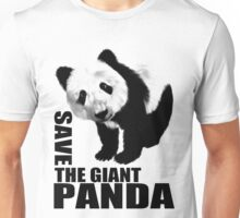 SAVE THE GIANT PANDA Unisex T-Shirt