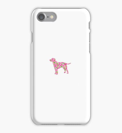 Lilly dog iPhone Case/Skin