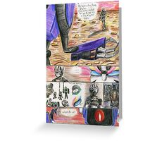 Feel Good Reclusion Greeting Card