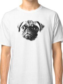 Tough Life Pug Classic T-Shirt