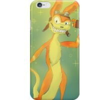 Daxter-tude iPhone Case/Skin