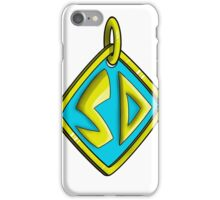 Scooby-Doo tag iPhone Case/Skin
