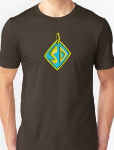 Scooby-Doo tag Unisex T-Shirt