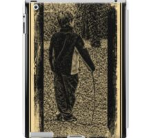 The Young Chaplin iPad Case/Skin