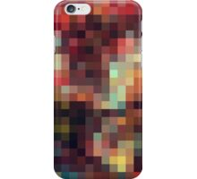 Nature Pixels No 11 iPhone Case/Skin
