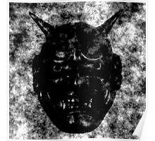 Evil Oni Poster