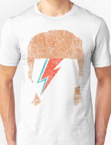 "David Bowie Vintage Tees""  T-Shirt"