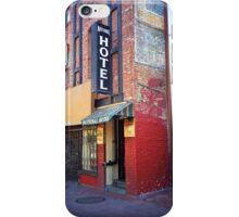 San Francisco Hotel 2007 iPhone Case/Skin