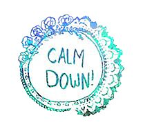 Calm Down by cassiepdesigns