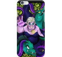 Hail the Sea Witch iPhone Case/Skin