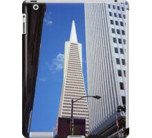San Francisco - Transamerica Pyramid Building iPad Case/Skin