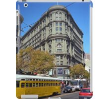San Francisco 2007 iPad Case/Skin