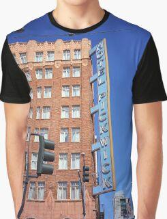 San Francisco Hotel Pickwick Graphic T-Shirt