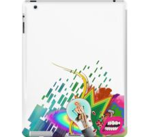 Psychedelic Pinup iPad Case/Skin