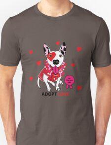 Theresa Pit bull Princess of Love T-Shirt