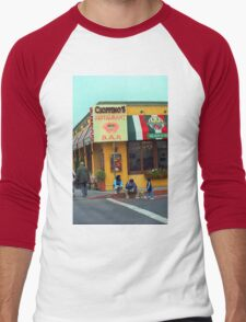 San Francisco Colors 2007 Men's Baseball ¾ T-Shirt