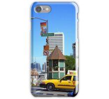 San Francisco Powell Street 2007 iPhone Case/Skin