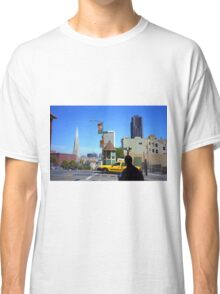 San Francisco Powell Street 2007 Classic T-Shirt