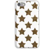 Gold Star iPhone Case/Skin